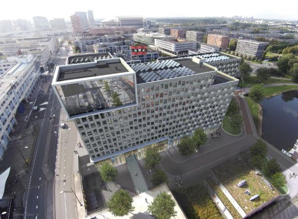 Change= start met de bouw van 600 jongerenwoningen in Amsterdam Zuidoost