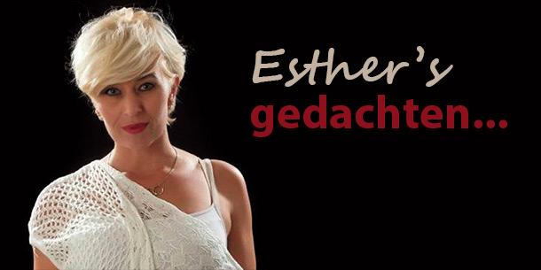 Esther's gedachten