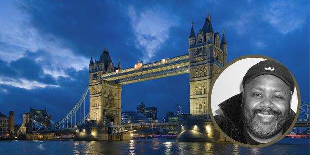 Guilly Koster: London Bridge