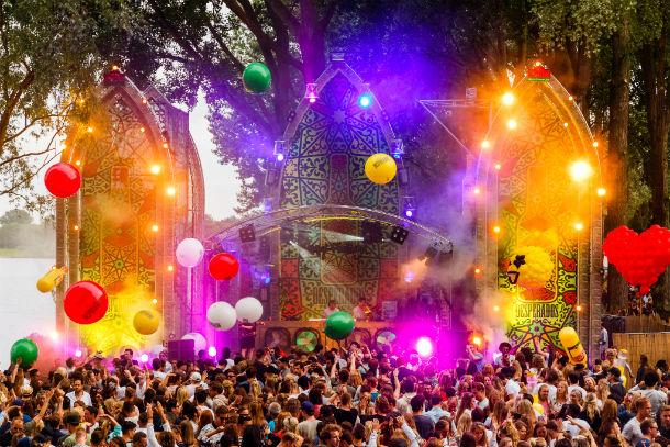 Amsterdam Open Air weer een succes
