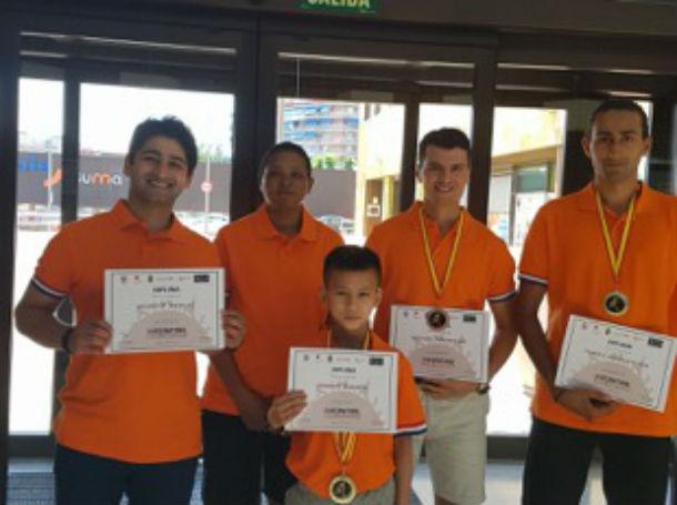 Shaolinclub Zuidoost succesvol voor Nederland