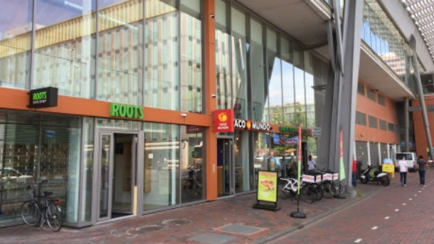Eerste coffeeshop in stadsdeel Zuidoost geopend
