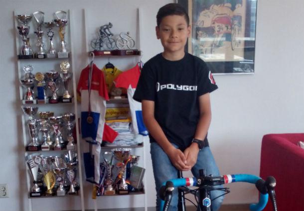Nederlands kampioen wielrennen: Tyler Eyk (9)
