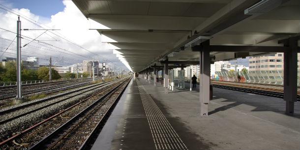 Renovatie metrostation Bullewijk