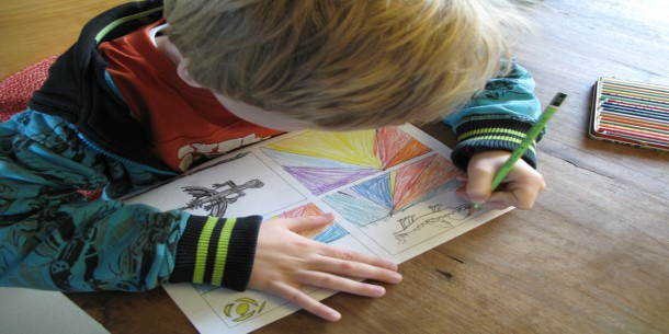 Kunstworkshops voor jong en oud