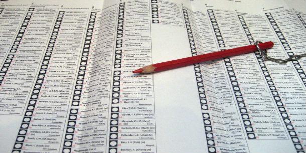 Verkiezingstijd is verzameltijd