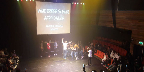 Bijlmer School Battle