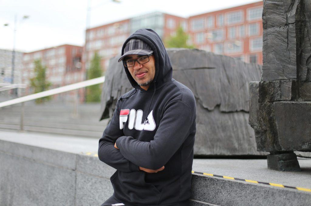 Humans of Film Amsterdam Kiddo Cee