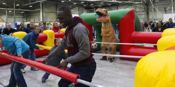 Sport en Springfestijn