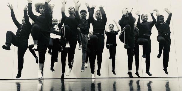 Shana Dorpmans, de toegewijde docente dans op het Bindelmeer College