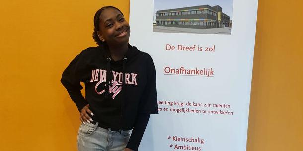 Een leerling van Praktijkcollege de Dreef aan het woord: Annelies (13)