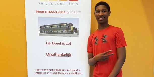 Een leerling van Praktijkcollege de Dreef aan het woord: Denillio (14)