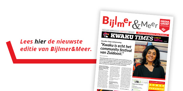 Bijlmer&Meer, editie 6, juli 2019