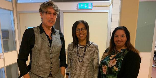 Foundation Global Inclusion gaat hand in hand met het Bindelmeer College