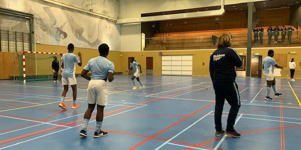 Bindelmeer College loopt WK futsal op haar na mis