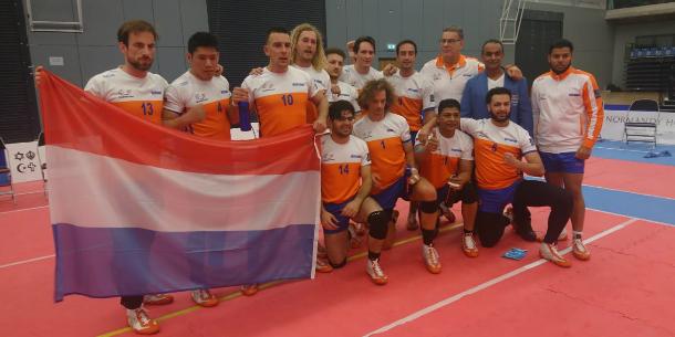 Nederlands succes bij Europese Kampioenschappen Kabaddi
