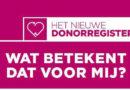 nieuwe Donorwet