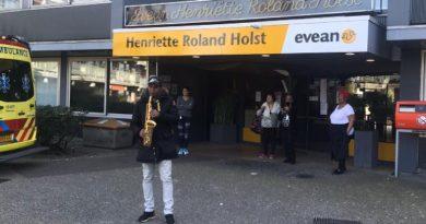 seniorencomplex Henriette Roland Holst