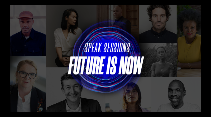 Speak Session; SHAPING THE FUTURE OF THE CREATIVE INDUSTRY