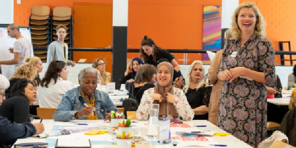 WomenMakeTheCity: online livecasts via Pakhuis de Zwijger op 18 mei