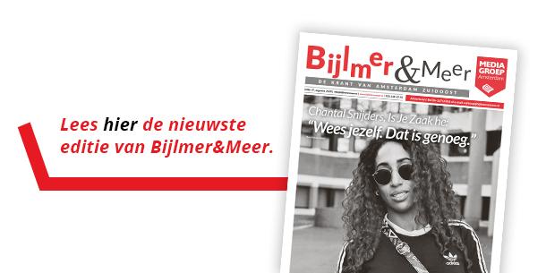 Bijlmer&Meer, augustus 2020