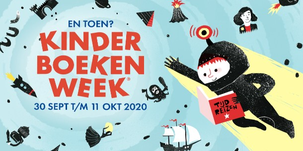 OBA organiseert activiteiten tijdens de Kinderboekenweek