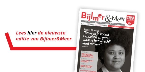 Bijlmer&Meer, 2 oktober 2020