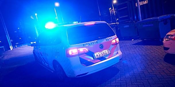 Flatwoning in Huigenbos beschoten