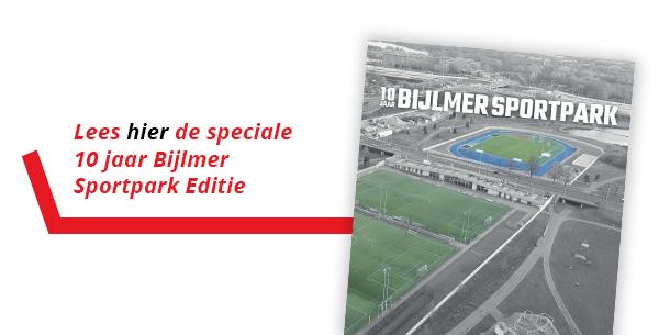 10 Jaar Bijlmer Sportpark, speciale editie