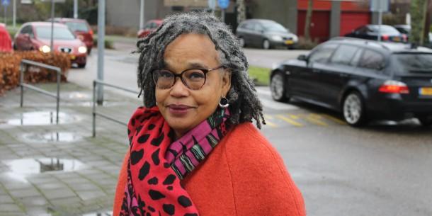 """Ernestine Comvalius: """"De kunst- en cultuursector kan het cement van de samenleving zijn in Zuidoost."""""""