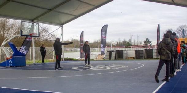 Jongeren in Zuidoost kunnen toch sporten tijdens lockdown