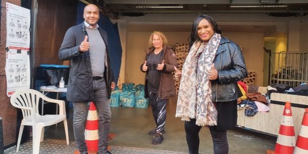 Maureen Hubbard en Leila Azzam krijgen Nieuw Amsterdam Prijs