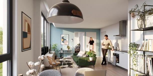Comfortabel wonen in de nieuwe stadswijk in Amsterdam Zuidoost?