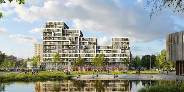 Voorrang zorg en onderwijs bij huuraanbod Bijlmer Centrum