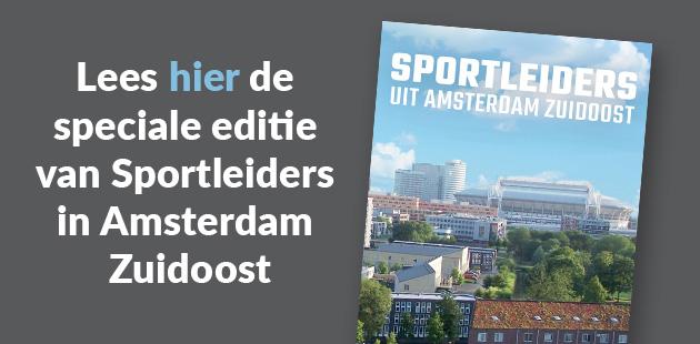 Speciale editie Sportleiders in Amsterdam Zuidoost