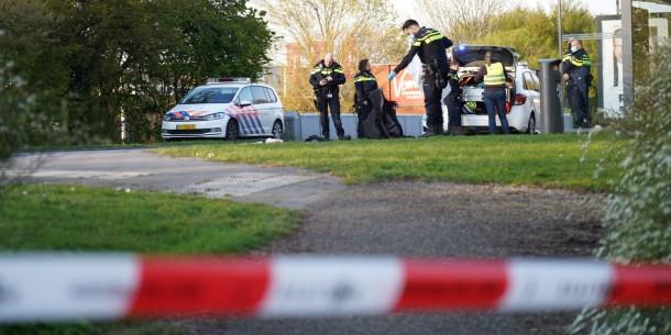 Steekpartij Holendrechtplein, slachtoffer zwaargewond