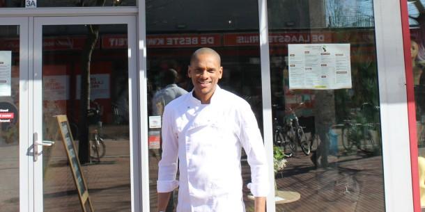Ondernemer Martin Ong-A-Kwie, Yemayá's Vegan Corner