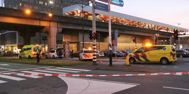 Schietpartij bij metrostation Kraaiennest, kind gewond