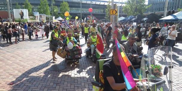 SouthEast Parade is het juweeltje van Amsterdam