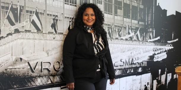 """Sarita Bajnath: """"Ik wil dat mensen gezien en gehoord worden."""""""