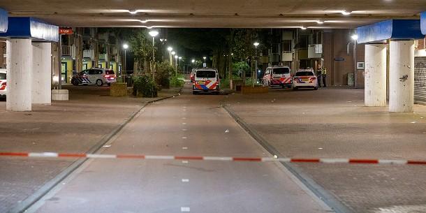 Ernstig geweldsincident aan het Wisseloord