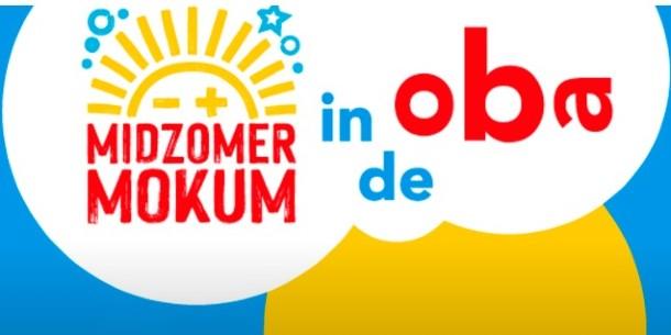 Midzomer Mokum in de OBA: enorm veel jeugdactiviteiten in de zomervakantie!