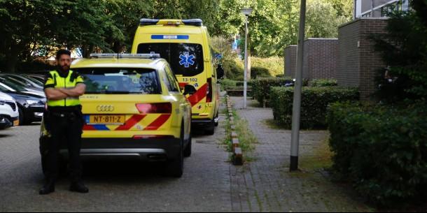 Man gewond bij steekpartij Reigersbos