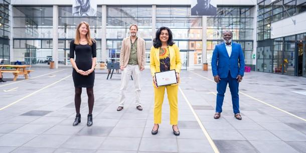 Swazoom Welzijn ontvangt certificaat kwaliteitslabel Sociaal Werk Nederland